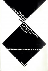 Web Nuclear Annihilation and Contemporary American Poetry.1996.cover